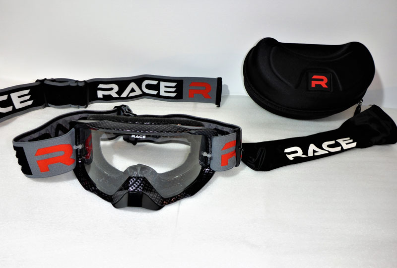 RACE MOTOCROSS GOGGLE First Lap (A/F)